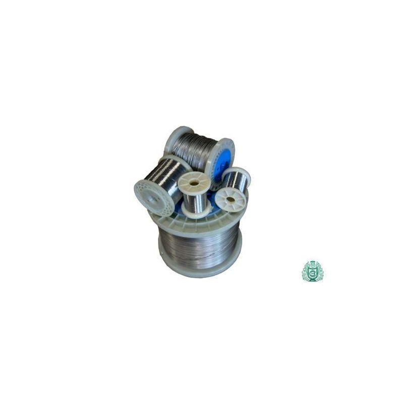 Nichrome 0,05-5 mm weerstandsdraad 2.4869 NiCr 80/20 Cronix verwarmingsdraad 1-500 meter, nikkellegering