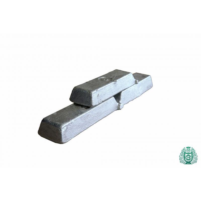 Aluminium staven 100gr-5,0kg 99,9% AlMg1 gegoten aluminium staven aluminium staven,  aluminium