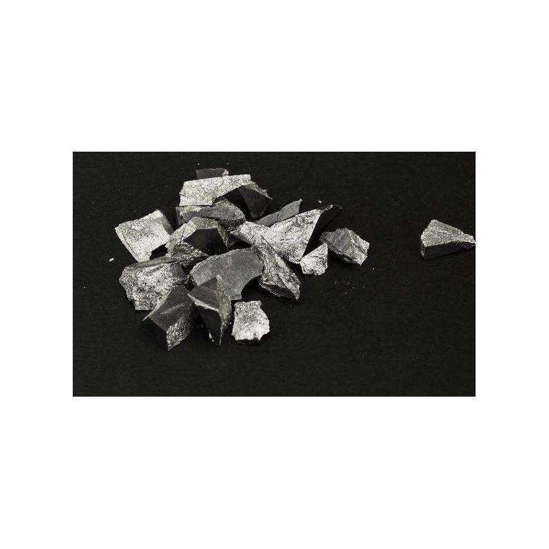 Gadolinium-metaalelement 64 Gd-stukken 99,95% Zeldzame metalen conus, metalen zeldzaam