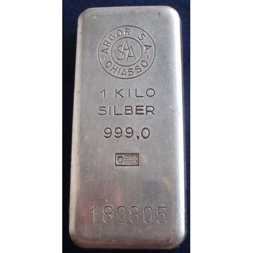 Zilver 999 metaal 99,9%...
