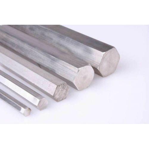 RVS zeskant SW 4 mm-17 mm 1.4305 staaf zeskant VA V2A 303 zeskant staaf, roestvrij staal