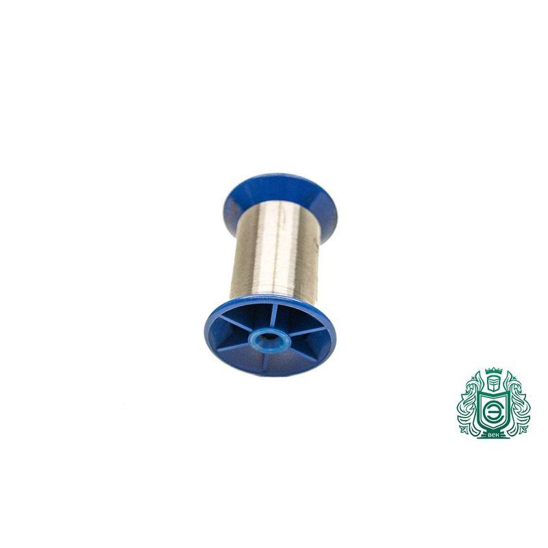 Roestvrij staaldraad Ø 0.035 tot Ø 0.05 binddraad 1.4430 tuindraad 316l ambachtelijke draad,  roestvrij staal