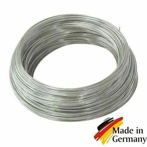 Verenstaaldraad 0.1-10mm verendraad 1.4310 roestvrij staal 301 roestvrij 1-200 meter, roestvrij staal