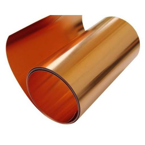 Kopertape 0,1x600mm kopertape tape 0,1 meter tot 100 meter, koper
