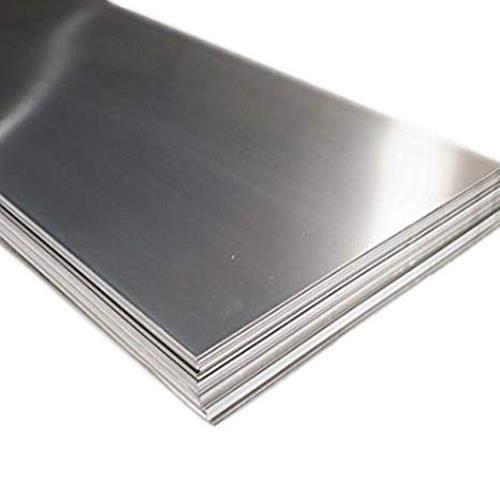 Roestvrijstalen plaat 1,2 mm-2 mm V2A 1.4301-platen Vellen gesneden 100 mm tot 1000 mm, roestvrij staal