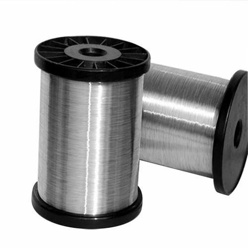 Titaniumdraad Grade 2 Ø0,5-8mm verwarmingsdraad 3.7035 A5.16 Titaniumdraad 1-50 meter, titanium