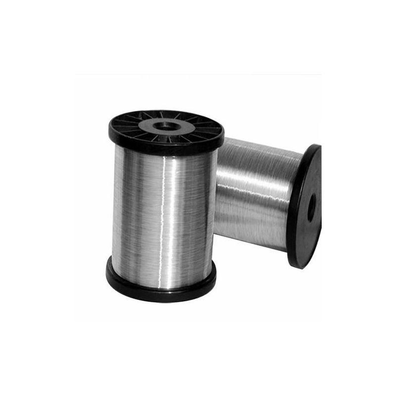 Titaniumdraad klasse 2 Ø0,5-8 mm verwarmingsdraad 3.7035 A5.16 titaniumdraad 1-50 meter, titanium