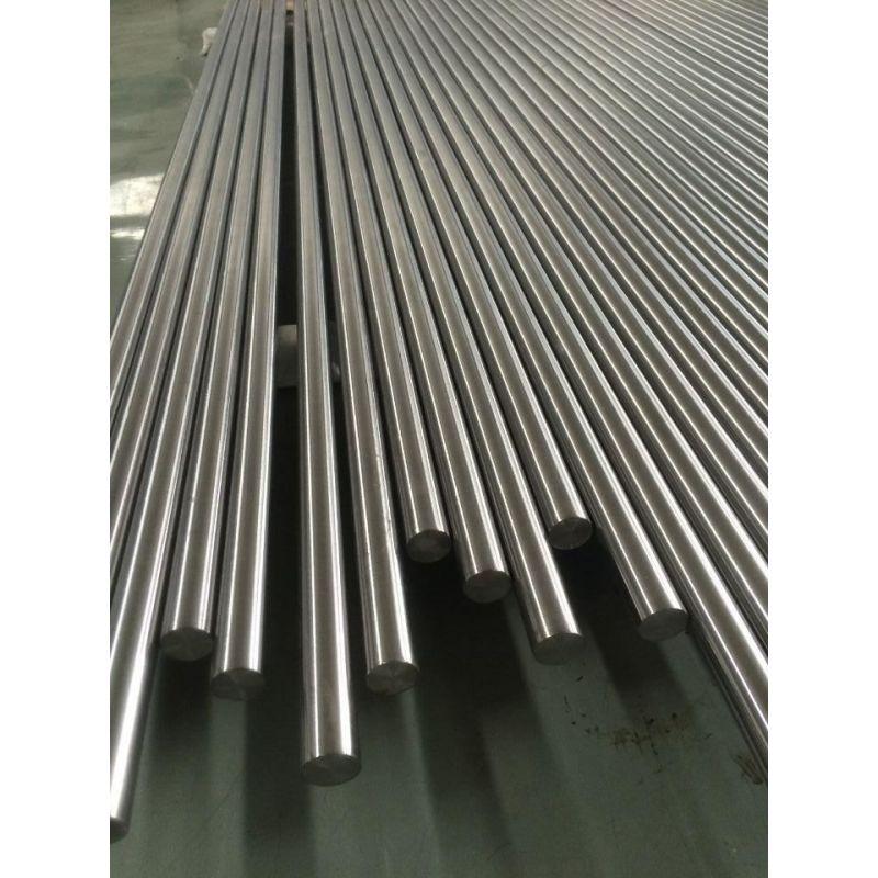Titanium Grade 2 staaf Ø0,8-87mm ronde staaf 3.7035 B348 massieve as 0,1-2 meter, titanium