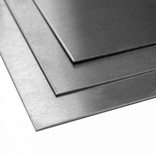 Titaniumplaat 2 mm 3.7035 Vellen van klasse 2 gesneden 100 mm tot 2000 mm, titanium