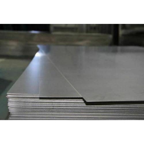 Titanium plaat 2-3 mm Grade 2 3.7035 platen Vellen gesneden 100 mm tot 2000 mm, titanium