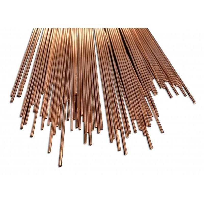 Laselektroden Ø 0,8-5mm lasdraad staal 70s-2 1.5125 lasdraad,  Lassen en solderen
