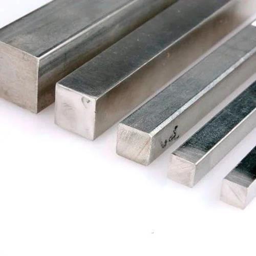 Vierkante staaf St35 Ø5x5-40x40mm stalen vierkante staaf Fe vierkante stalen massief materiaal 2 meter,  staal