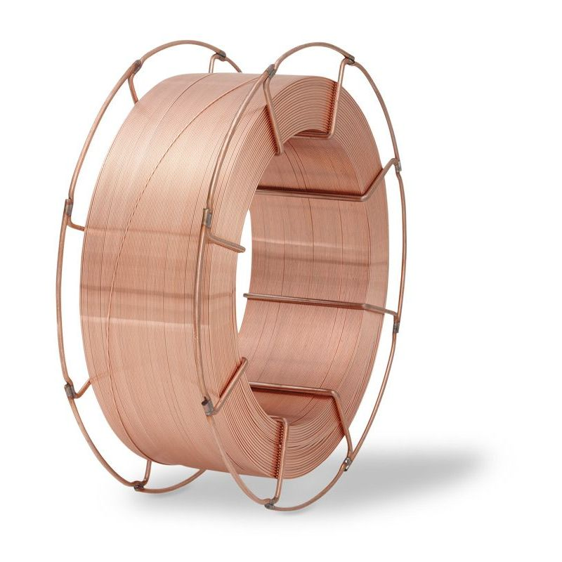 Lasdraad 1.5125 G3Si1 / SG2 Ø1mm gevulde draad MIG MAG staal beschermgas 0,5-15kg,  Lassen en solderen