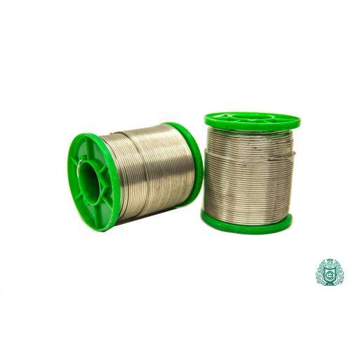 Sn99.3Cu0.7Ni Soldeerdraad 1mm met vloeistof 25g-1kg,  Lassen en solderen