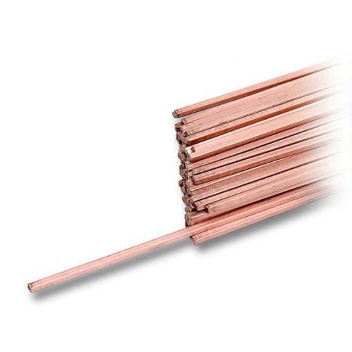 L-Ag15P staven 2mm koper-fosfor-zilverlegering 25gr-1kg soldeerdraad solderen, lassen en solderen