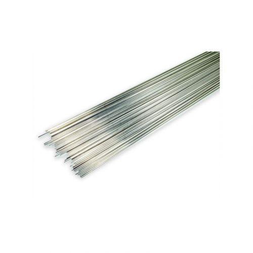 Zilver soldeerstaven L-Ag55Sn dia 2mm cadmiumvrij 25gr-1kg soldeer,  Lassen en solderen