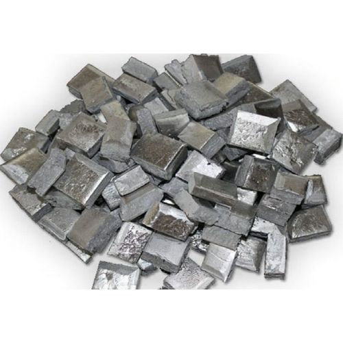Scandium Aluminium AlSc Aluminium 98% Scandium 2% goudklompjes 5-10kg