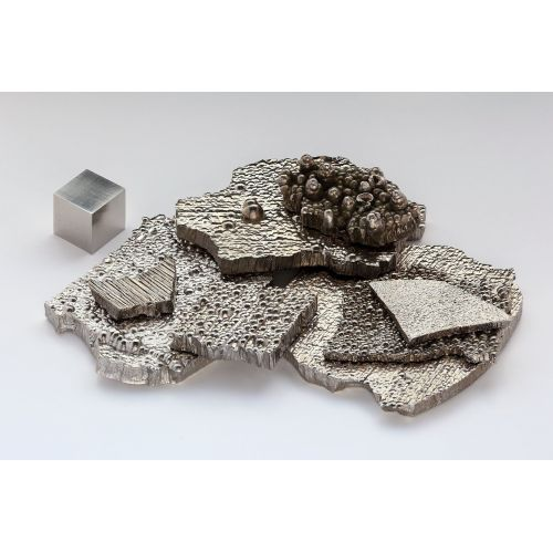 Cobalt Intermediate Co 99,3% puur metalen element 27 goudklompjes 25 kg kobalt