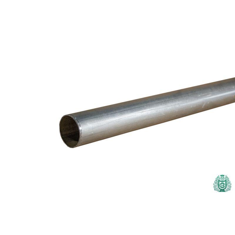 Gegalvaniseerd stalen buisconstructie buisleuning draad metaal rond Ø 50x1,4mm