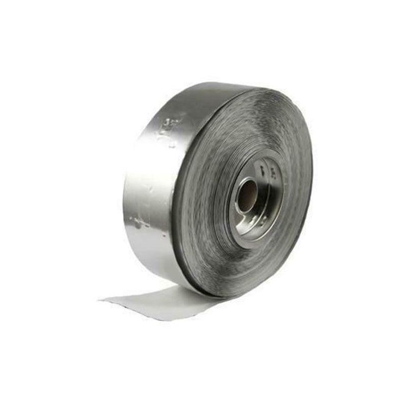Aluminiumtape, aluminiumfoliestroken Ø 0,25x110 mm, Ø 0,35x110 mm, plaat 3.3206 vel