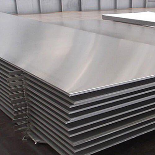 0,7 mm-20 mm nikkellegering platen 100 mm tot 1000 mm Inconel 600 nikkelplaten