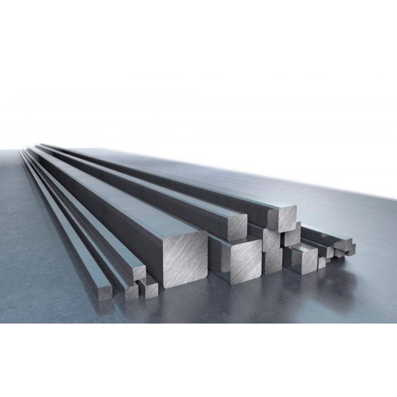 Aluminium vierkante Ø 8-80 mm vierkante staaf massieve staaf vierkante staaf