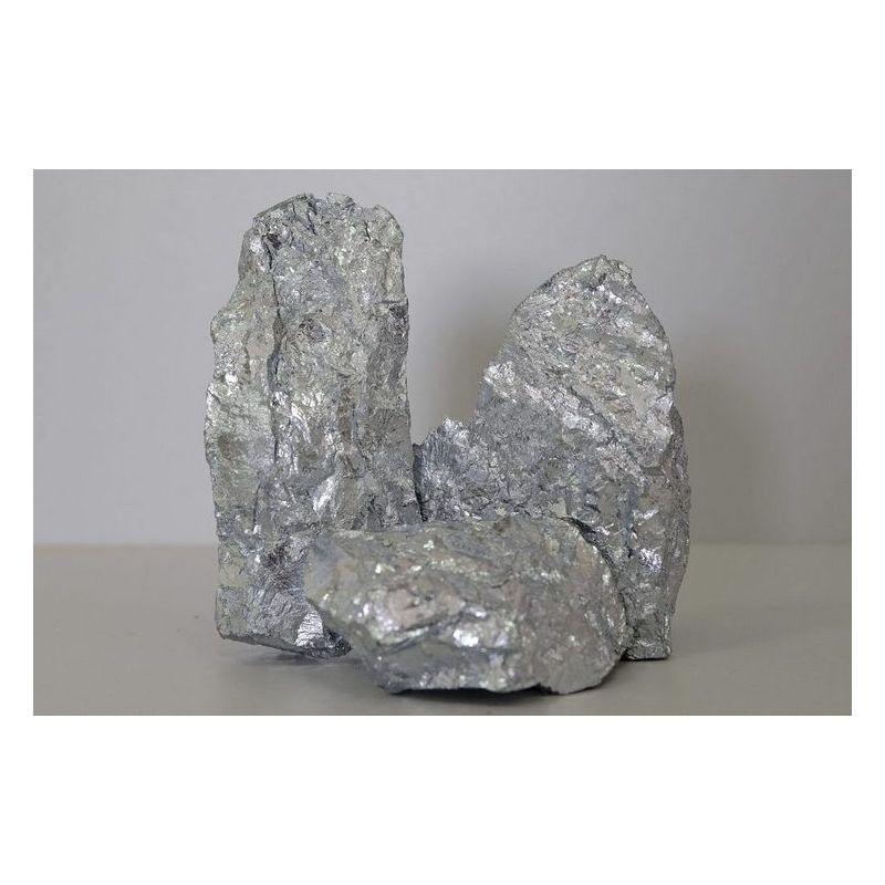Chroom Metaal Cr 99% puur metalen element 24 nugget 10kg chroom
