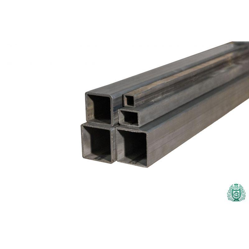 Vierkante buis stalen buis hol profiel stalen vierkante buis dia 12x12x1.5 tot 100x100x3 0.2-2 meter