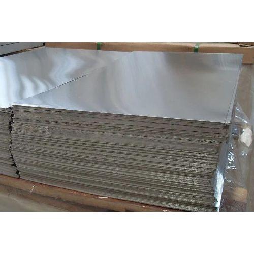 Aluminium plaat 8 mm platen Al platen Snijden van dunne plaat selecteerbaar 100 mm tot 1000 mm