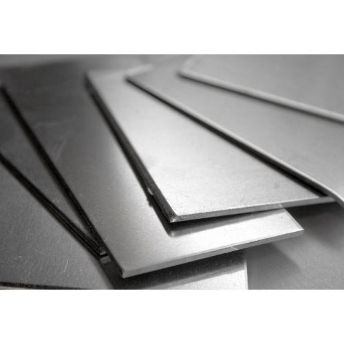 Nikkel 200 vellen 0,5-1 mm losse vellen 2.4060 Legering 200 Ni 99,9% 100-1000 mm