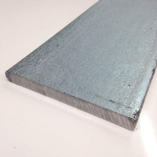 Roestvrij staal 0,5-5 mm platte balk Lange 1000 mm V2A-strips platte plaat metalen strips plat ijzer