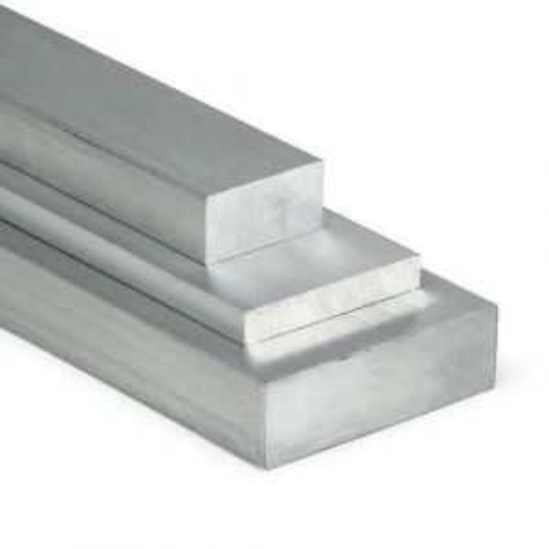 Aluminium platte staaf 30x2mm-90x10mm AlMgSi0.5 plat materiaal aluminium profiel van 0,5 tot 2 meter