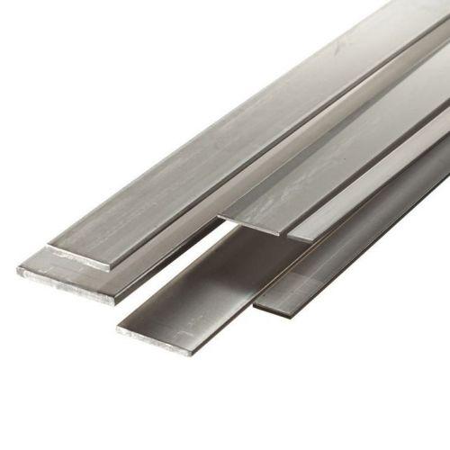 Stalen platte staaf 30x2mm-90x12mm strip plaatwerk op lengte gesneden 1 meter