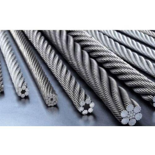 RVS staalkabel 1-8mm V4A 1.4401 316 7x7 en 7x19 staalkabel 5-250 meter