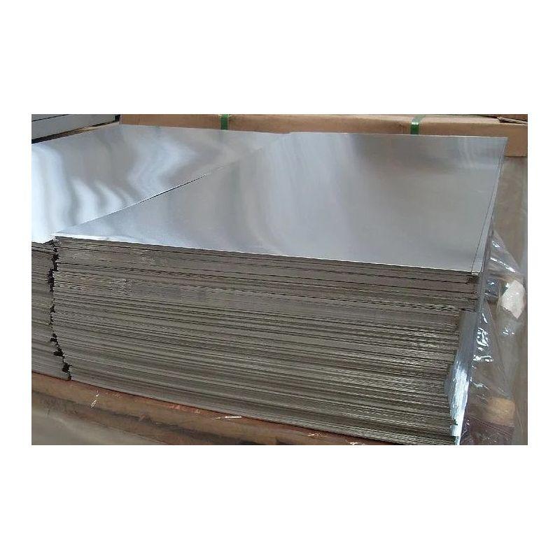 Aluminium plaat 12 mm platen Al platen dunne plaat selecteerbaar 100 mm tot 2000 mm