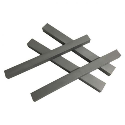 Wolfraam 99% element 74 Zuiver metalen metalen strips Wolfraam strips 0,2x20x104 mm