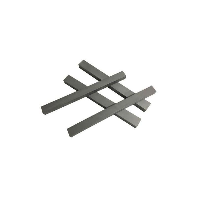 Wolfraam 99% element 74 Zuiver metalen metalen strips Wolfraam strips 0,2x20x104 mm Evek GmbH - 3