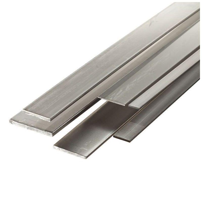 Stalen platte staaf 30x2mm-90x5mm stroken plaatstaal gesneden op 0,5 tot 2 meter