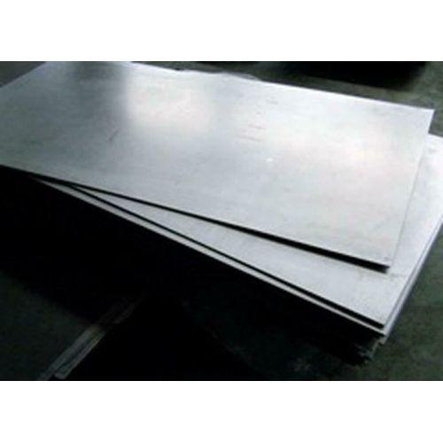 Titanium plaat kwaliteit 5 5 mm plaat 3.7165 Titanium plaat gesneden 100 mm tot 2000 mm
