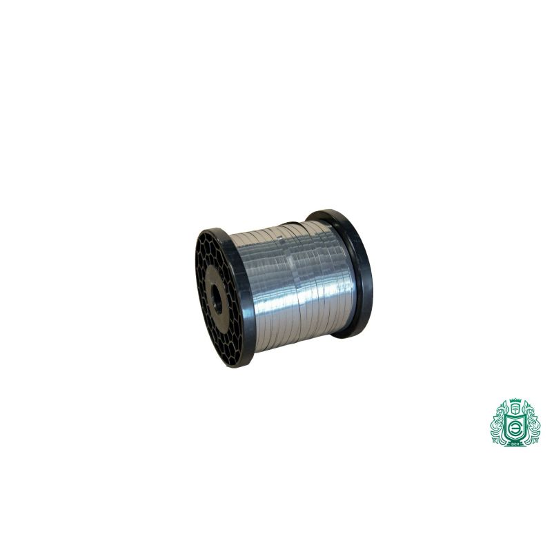 Tape plaatwerk tape 0,1x0,5 mm tot 0,15x6 mm 2,4869 nichroom platte draad tape 1-50 meter, nikkellegering
