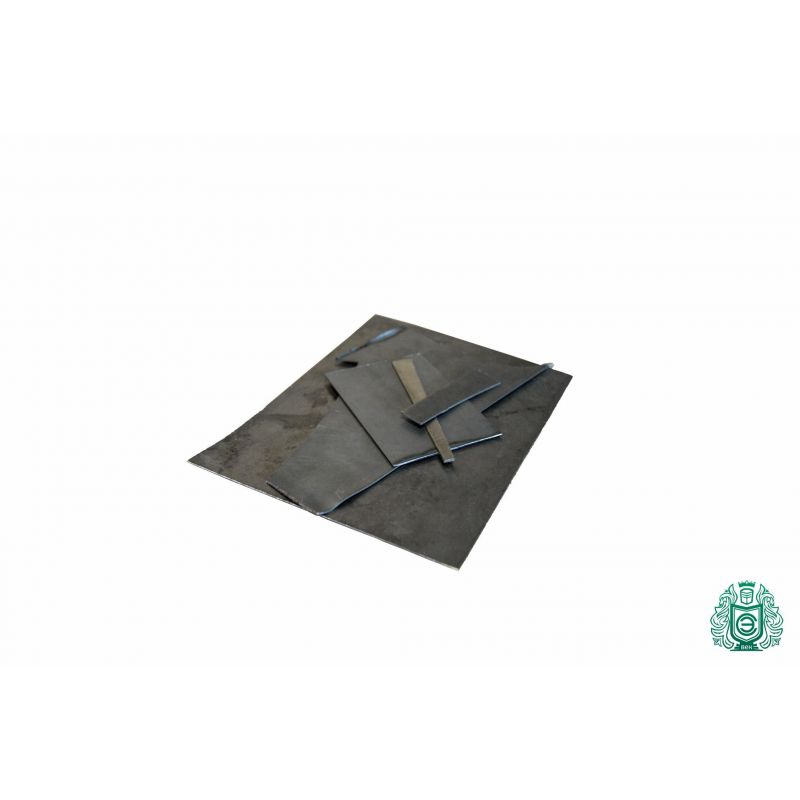 Niobium (Niobium) Nb 99,9% puur metalen element 41 band 5gr-5kg leverancier,  Zeldzame metalen
