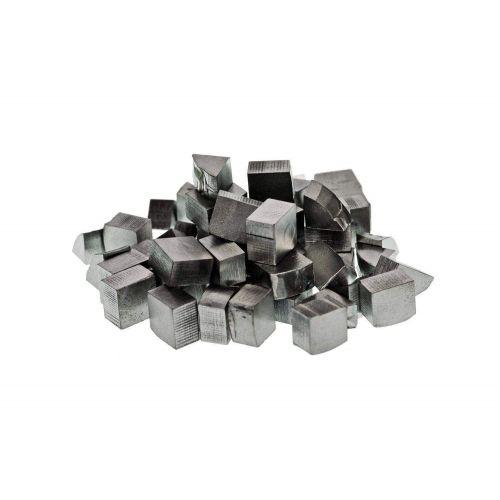 Hafnium zuiverheid 99,9% metaal puur element 72 repen 5gr-5kg Hf metalen blokken, metalen zeldzaam