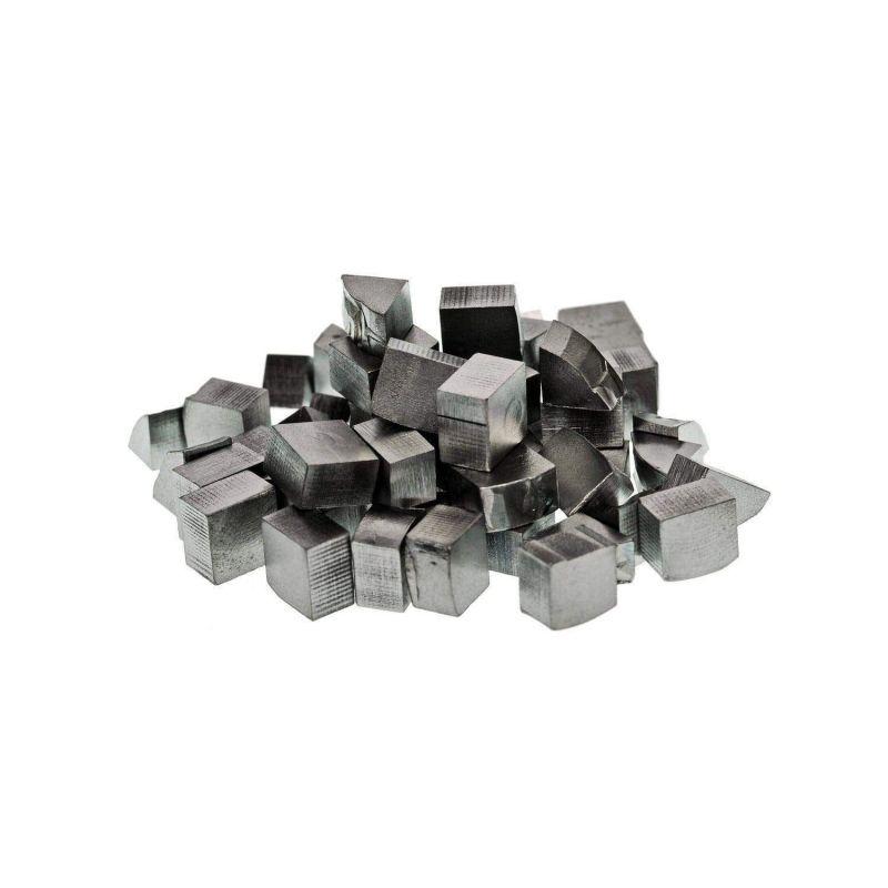 Hafnium Purity 99,9% Metal Pure Element 72 Bars 5gr-5kg Hf metalen blokken,  Zeldzame metalen