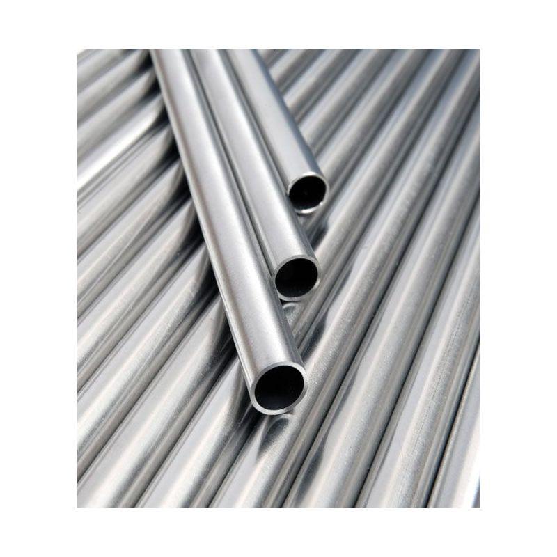 Nikkel 200 buis 1x0,25 mm-1,7 x 0,3 mm capillaire buis 2,4066 dunne wand 0,1-2 meter,  Nikkel legering