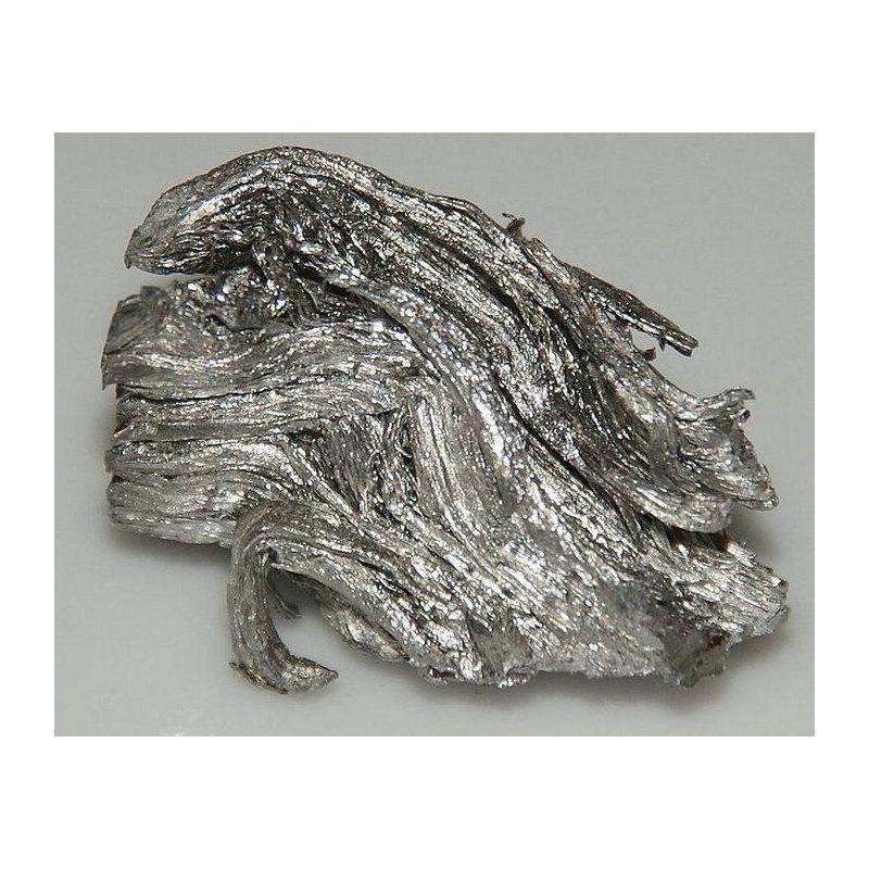 Erbium metaal 99,9% puur metaal metaalelement Er element 68,  Zeldzame metalen