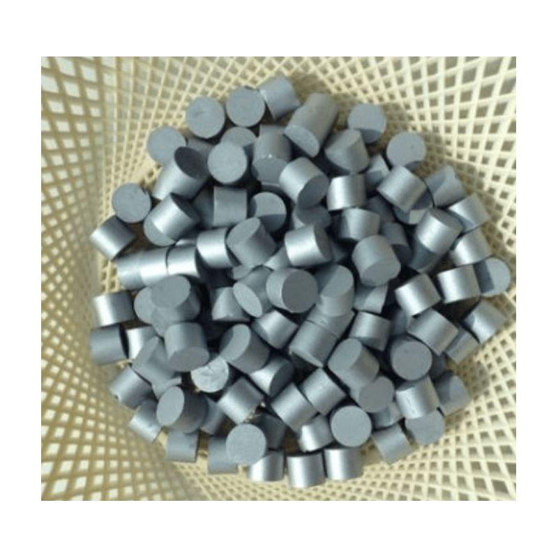 Rhenium metaal 99,98% puur metaal metalen element Renium Re Element 75, metalen zeldzaam