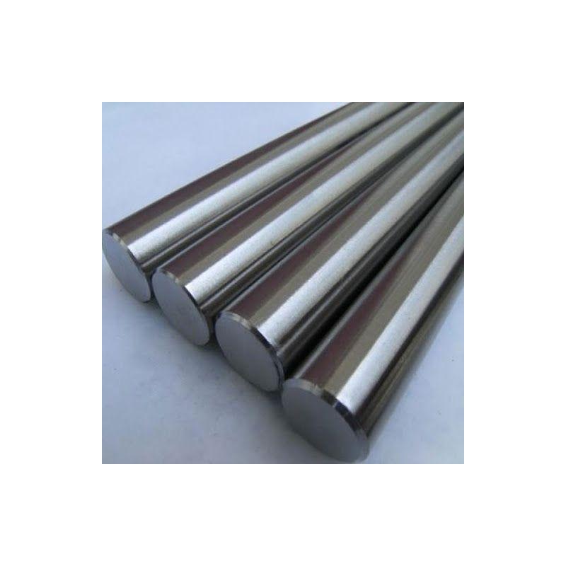 Niobium metalen ronde staaf 99,9% van Ø 2 mm tot Ø 120 mm Niobium Nb element 41, metalen zeldzaam