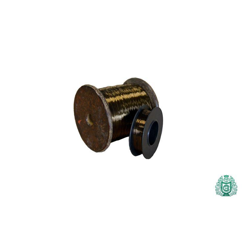 Constantaandraad Ø0.04-0.45mm Weerstandsdraad 2.0842 CuNi44 verwarmingsdraad 2.5-100 meter, nikkellegering