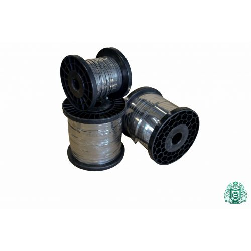 Roestvrijstalen band Plaatstalen band platte draad 0,3x0,6 mm V2A 1.4301 304 Lintverwarmingsdraad, roestvrij staal