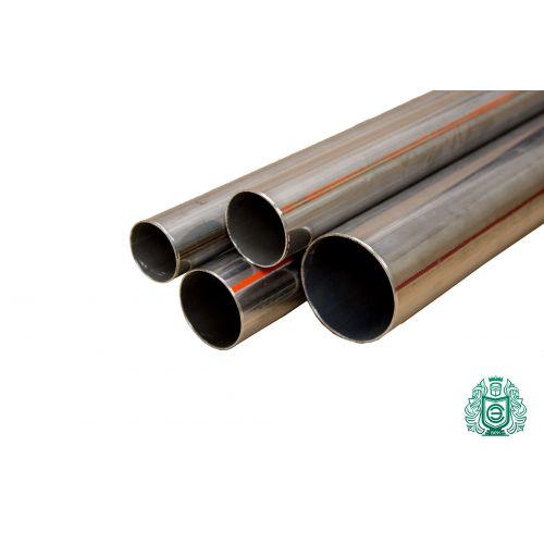 Roestvrij stalen buis 42x4.8-48x5mm 1.4845 Aisi 310S 0.25-2 meter waterleiding ronde buis metalen constructie,  roestvrij staal